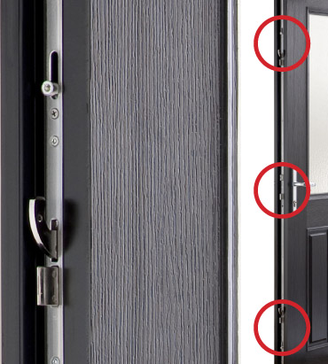 Multi Point Locking System